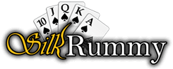 Silkrummy Logo- Play rummy games online
