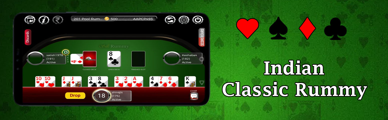 Play Gin Rummy For Cash