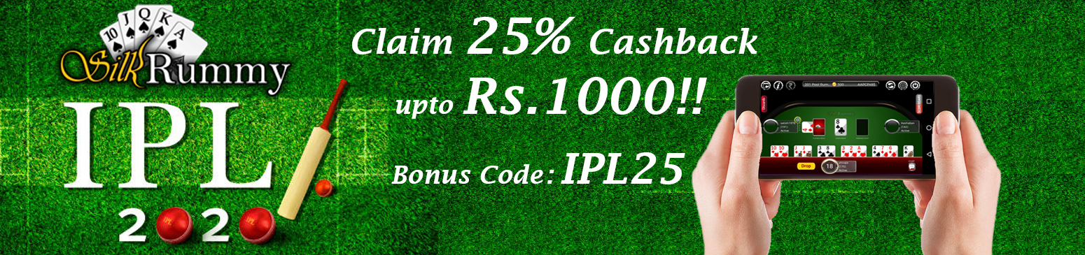 SilkRummy IPL Bonus