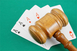 Rummy is legal game