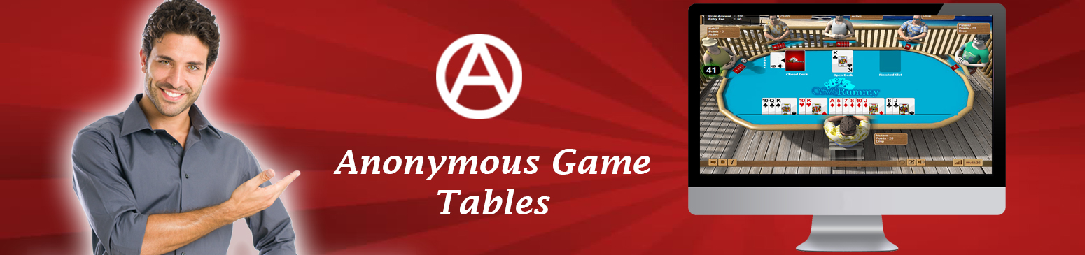 Play rummy anonymously with other rummy players - silkrummy