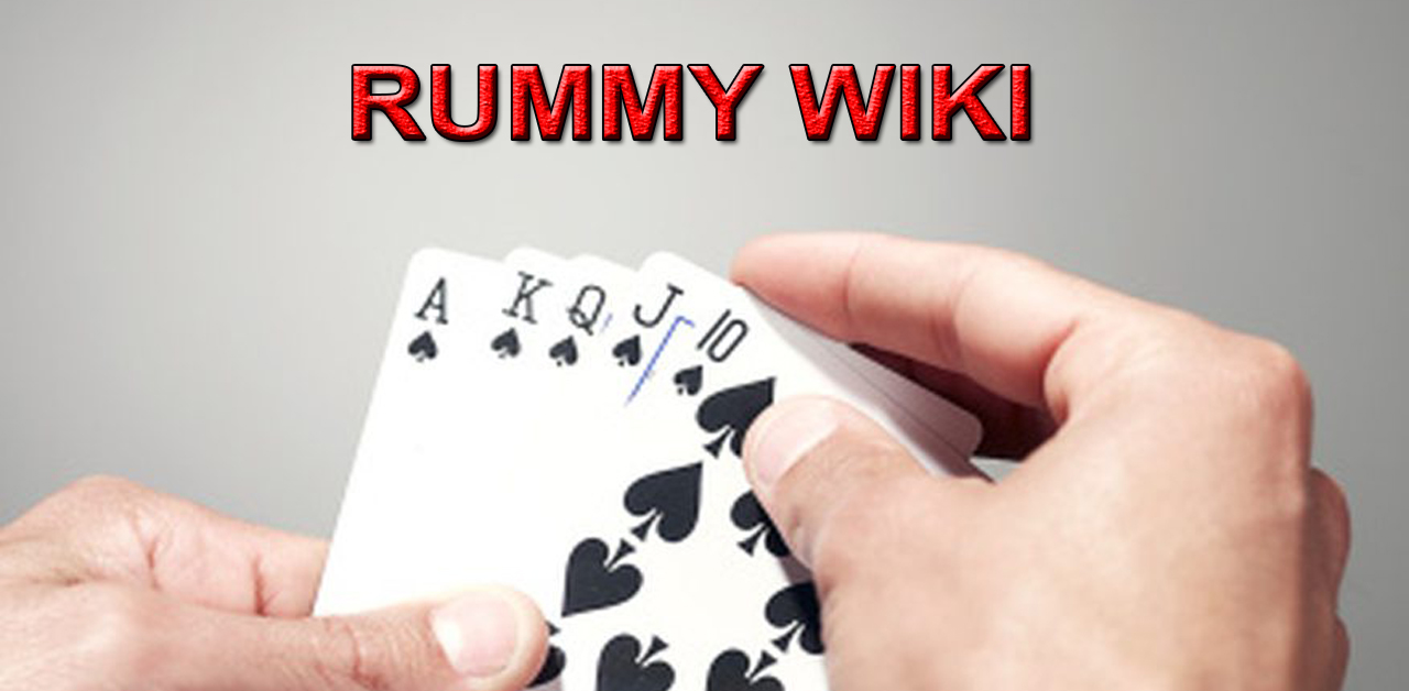 Rummy wiki at silkrummy