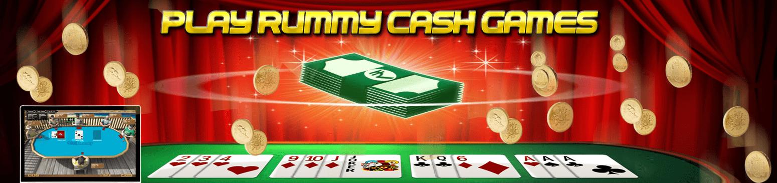 Play Rummy Cash Games