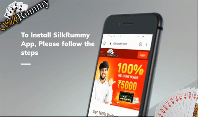 Cash Rummy app installation steps
