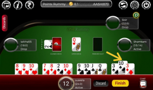 Rummy awesome Card Grouping- Silkrummy