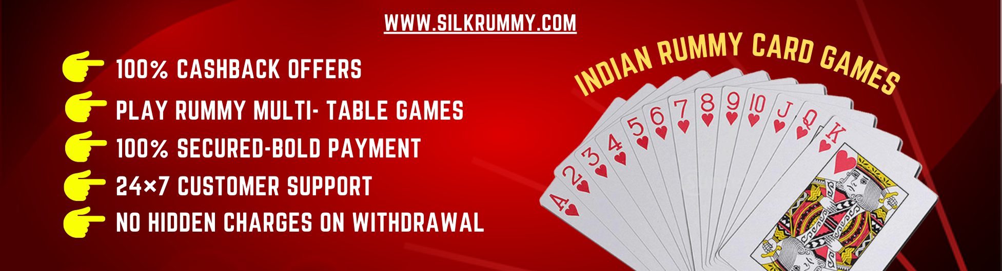 Indian Rummy Card Games