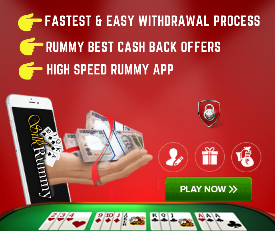 Fast & Secure Payments - 24x7 Real cash rummy games