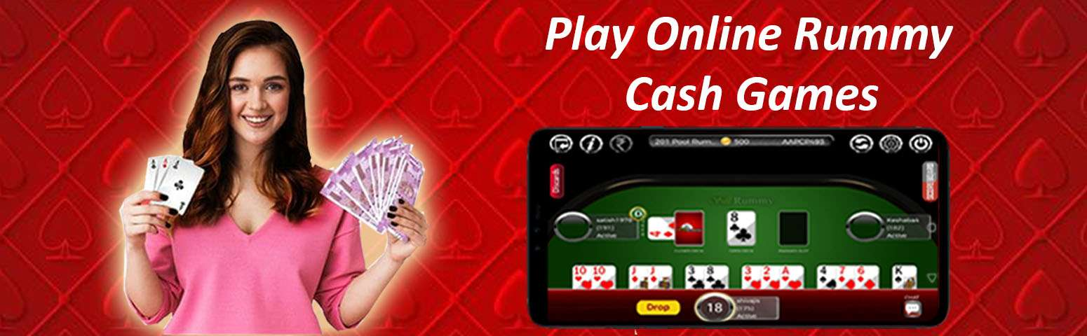 Play Online Rummy For Cash & Win Real Money